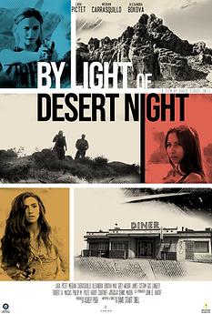 By Light Of Desert Night movie poster