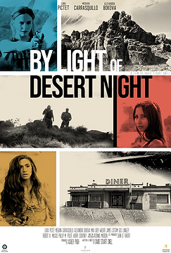 By Light Of Desert Night - Official Post