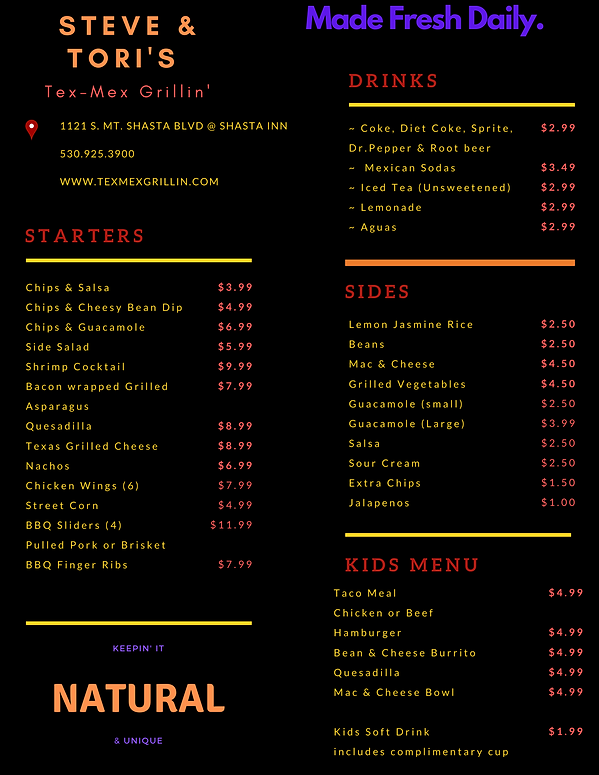 Yellow Black Photo Lunch Weekly Menu.png