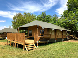 Glamping Lodge