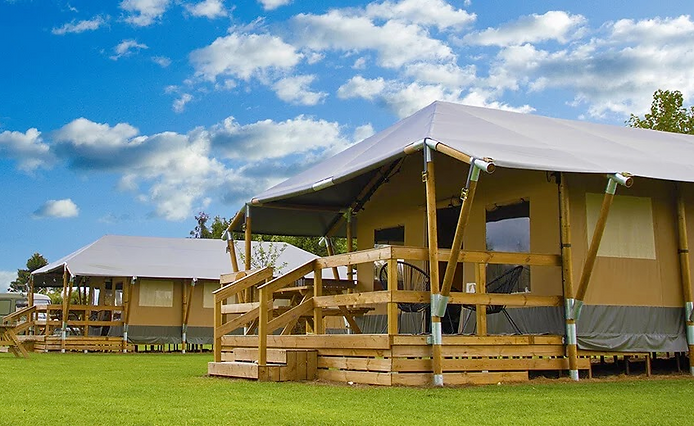 Lodge Glamping