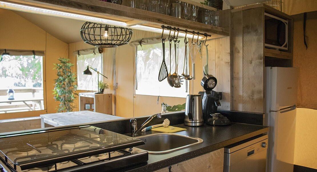 Lodge keuken