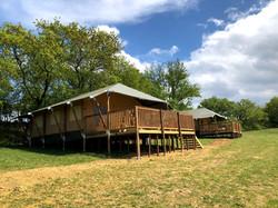 Glamping Lodges