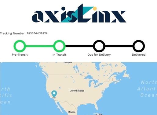 AxisLinx Tracks 10 Million Miles of Shipments in Q2'20