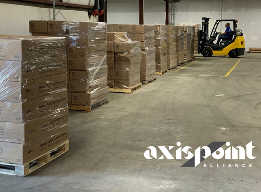 AxisPoint Alliance Distributes Critical Products to Thousands of Locations Across North America