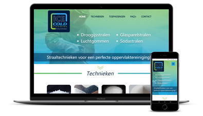 Website Ice Cold Cleaning
