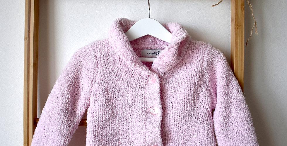 Early Days sveter s lesklou niťou