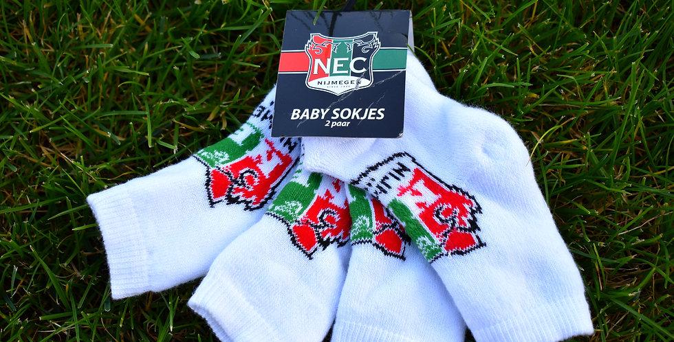 Mini ponožky NEC 2 páry