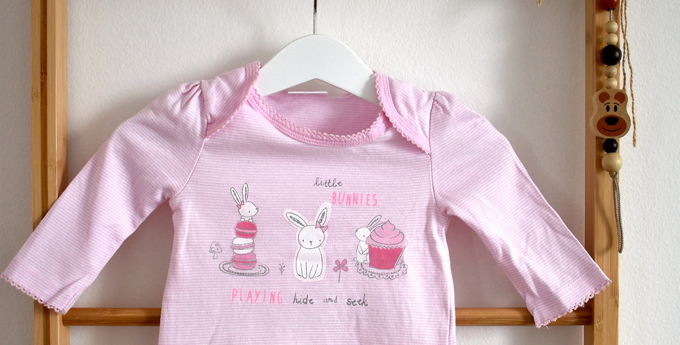 Baby tričko Bunnies