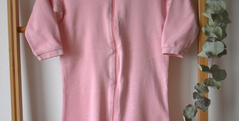 Bavlnené pyžamko Baby Pink