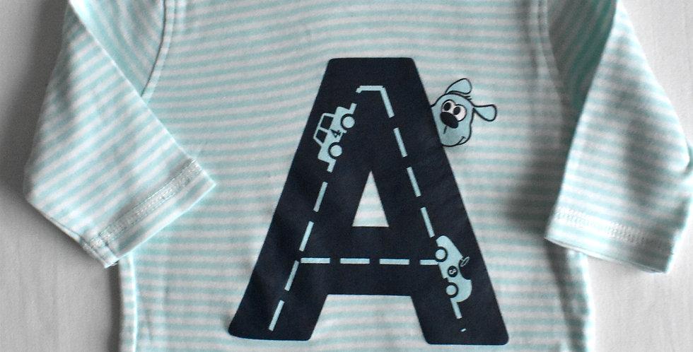 Ergee tričko s potlačou