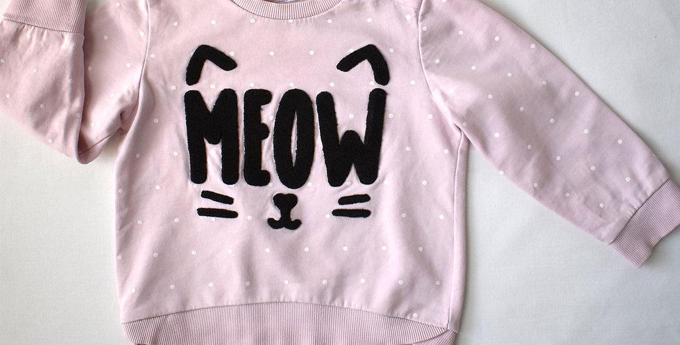 Meow mikina