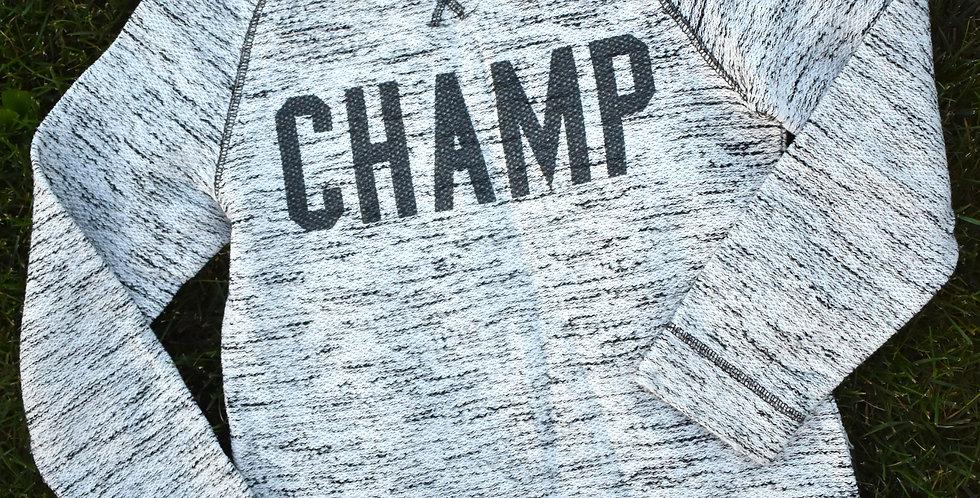 Sveter pre šampiónov