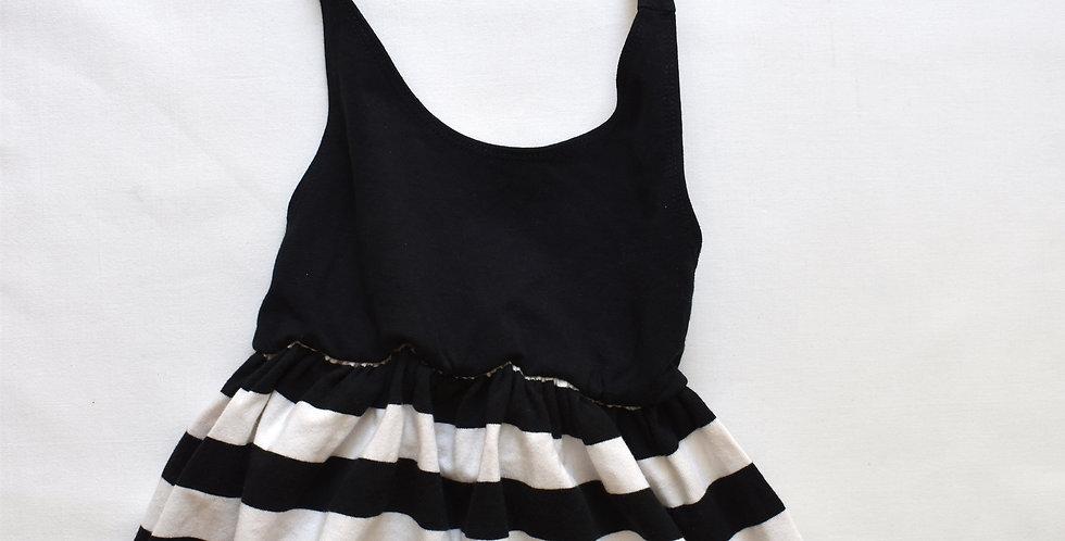 Little People stripes šaty