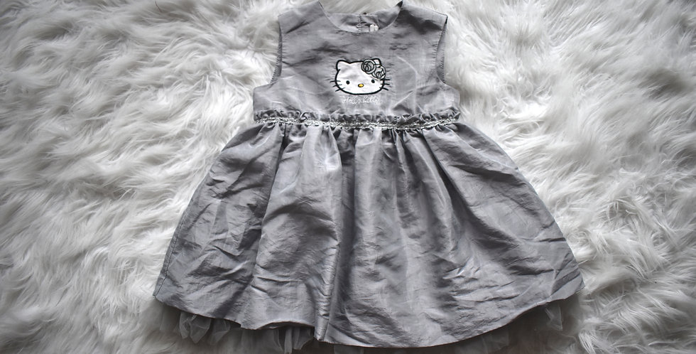 Sviatočné Hello Kitty šaty