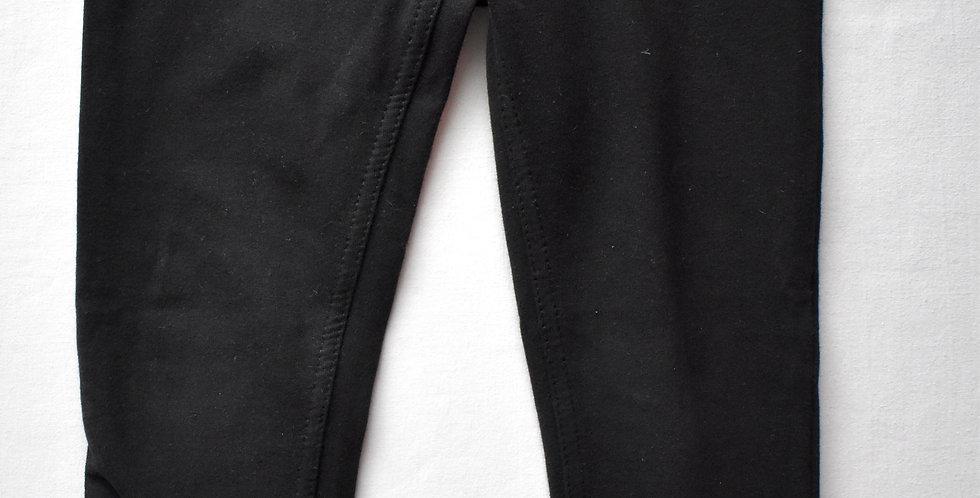 Basic legínové nohavice s vreckom