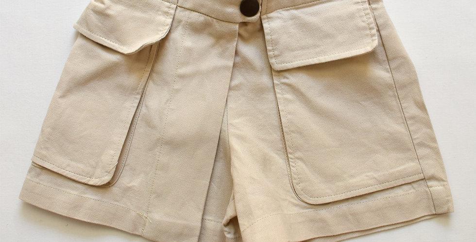 Zara High Waist šortky