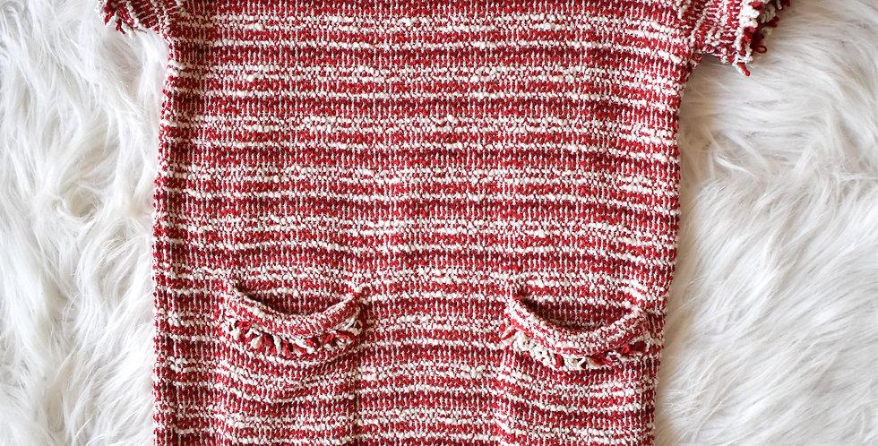 Zara tvídové šaty