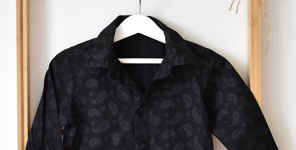 Košeľa s potlačou Lindex