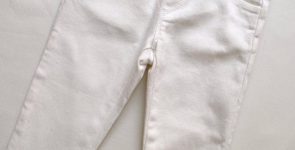 Zara baby biele rifle