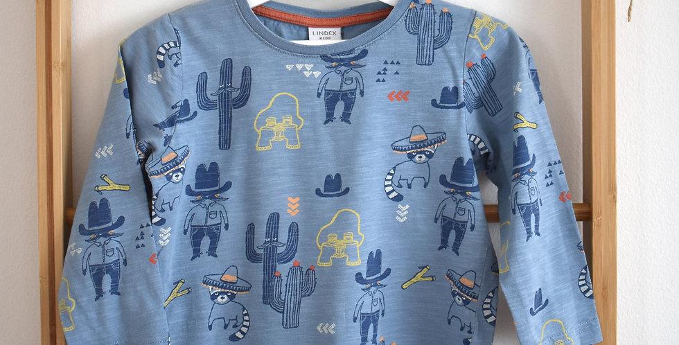 Lindex Mexiko tričko