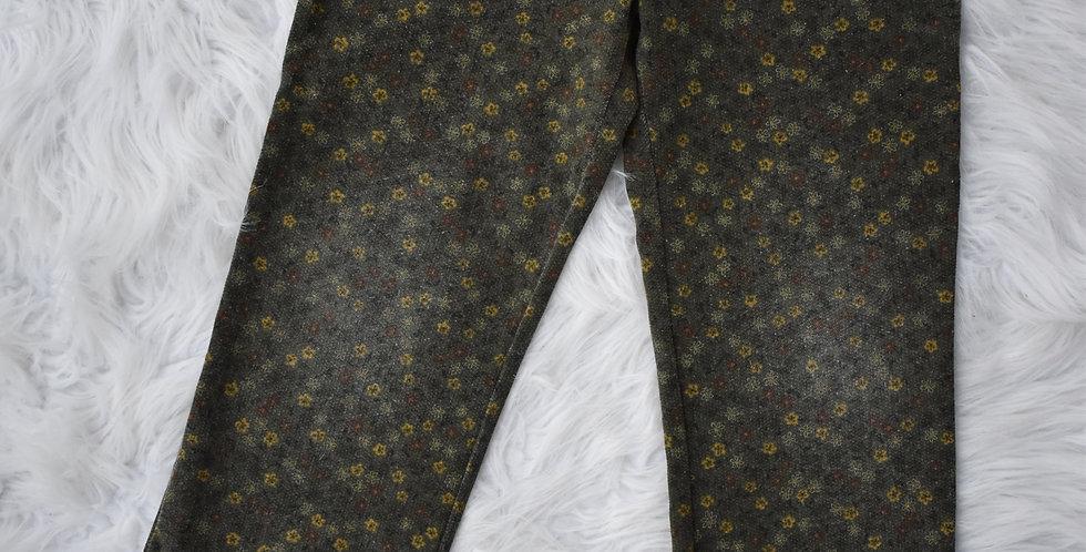 Kvietkované nohavice