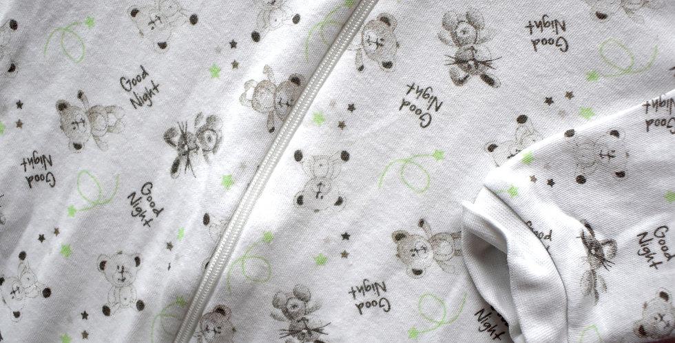 Jemné bavlnené pyžamko