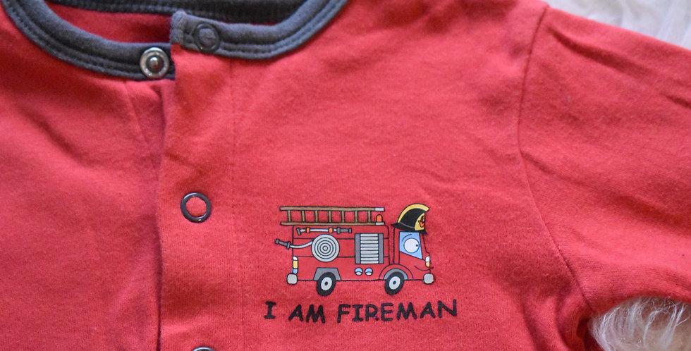 Tričko Fireman