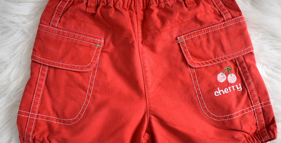 Cherry šortky
