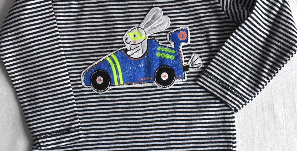 Tričko s baby potlačou