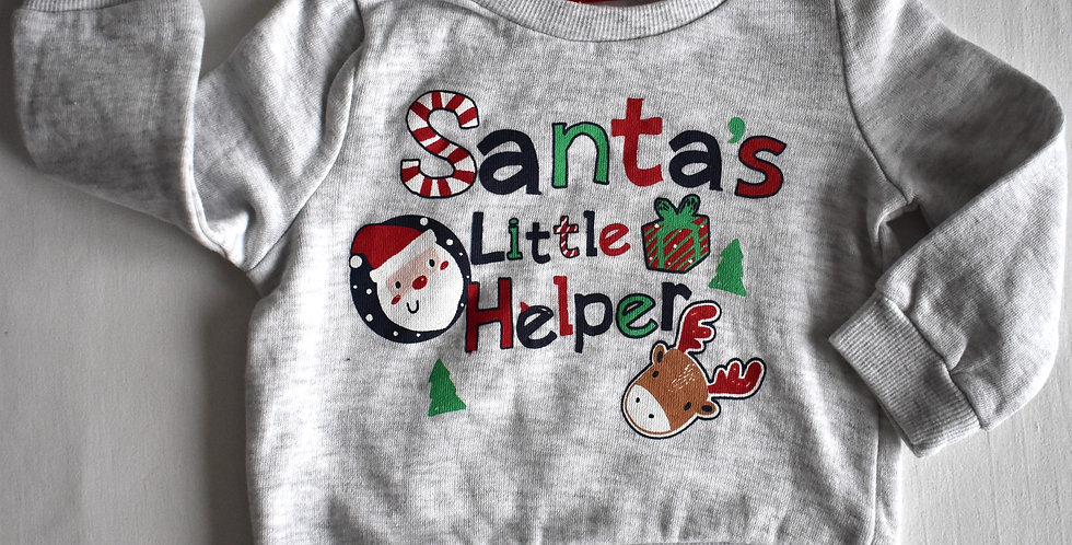 Santa's Little Helper Mikina
