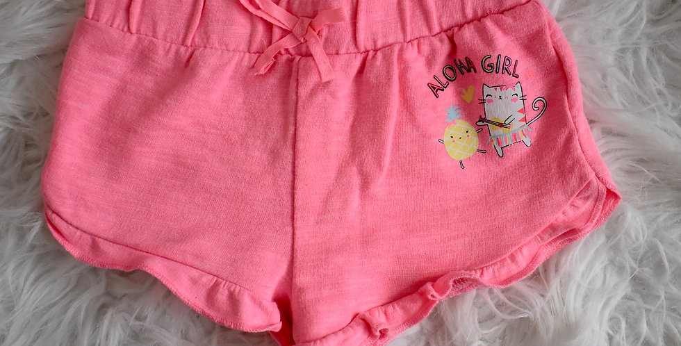 ALOHA baby šortky
