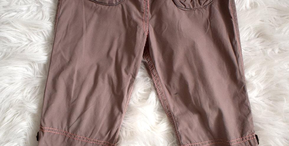 Ležérne nohavice s vreckami