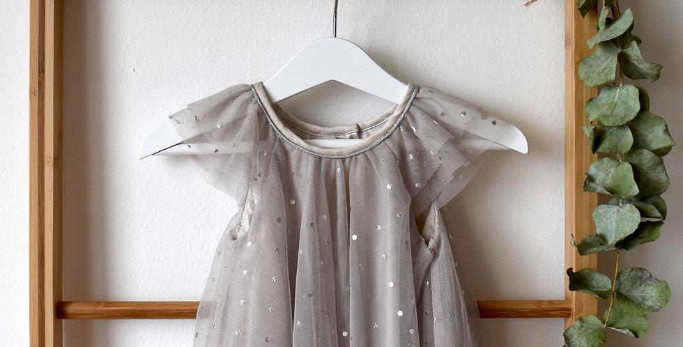 Vílové šaty s trblietkami