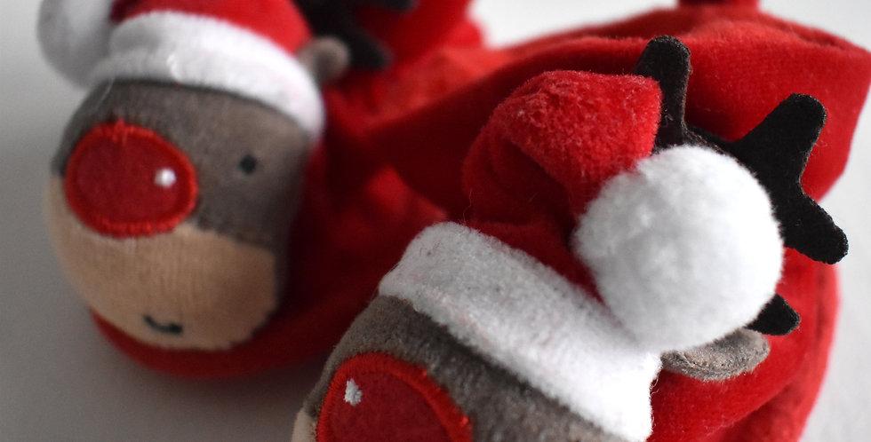 Rudolph Baby capačky