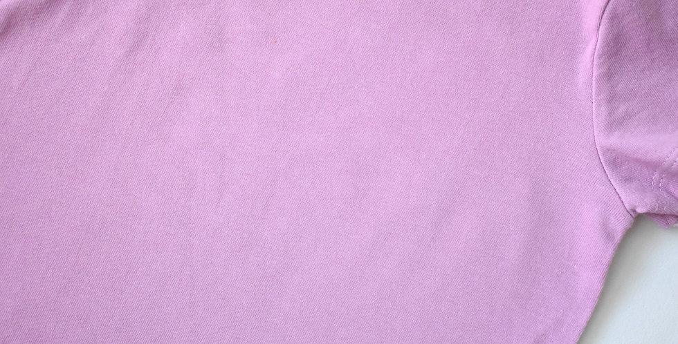 Basic tričko Purple