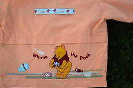Winnie the Pooh pršiplášť