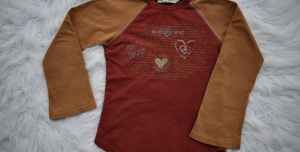 Tričko s rozšírenými rukávmi