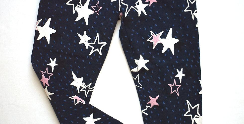Zara legíny Stars
