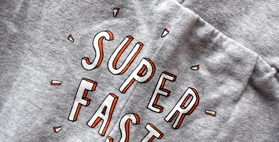 Tepláky pre plienkošov Super Fast