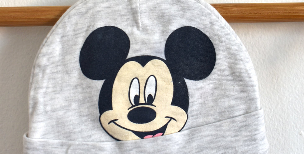 Baby Mickey čiapka grey