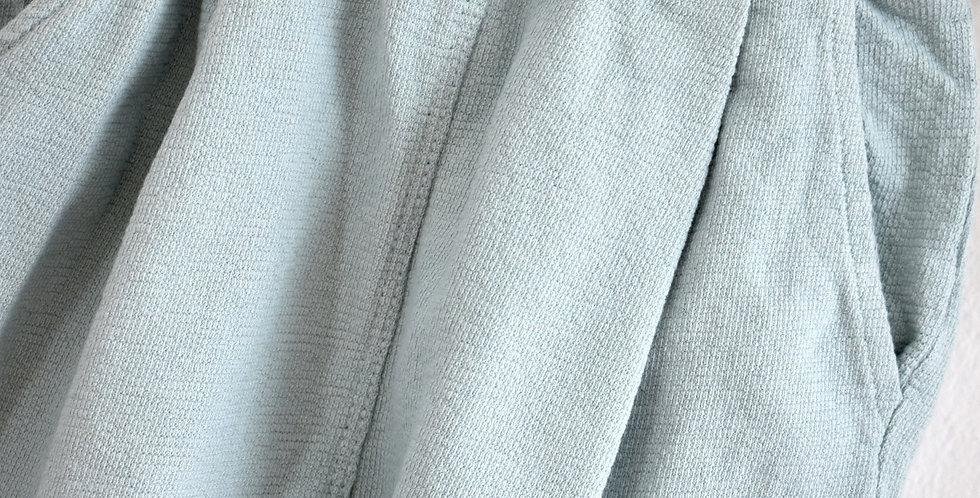 ZARA Mint teplákové nohavice