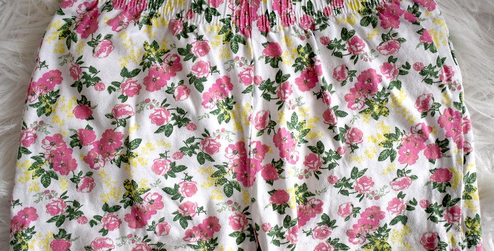 Flower šortky
