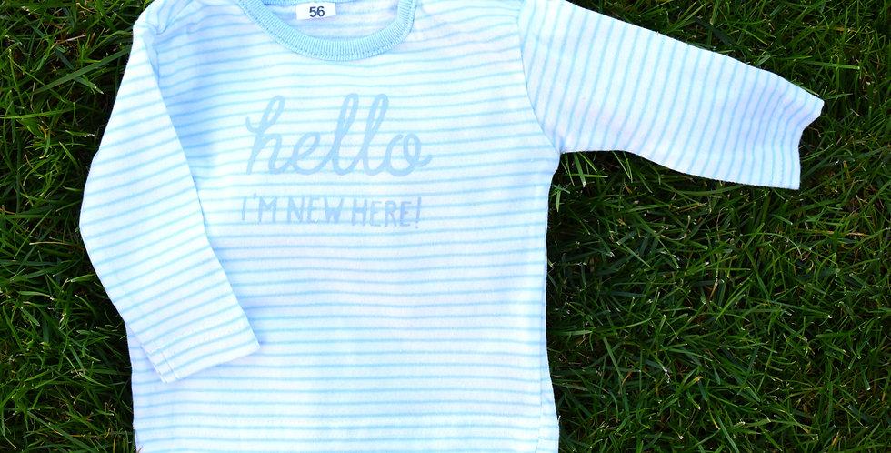 Hello tričko