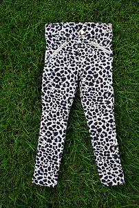 Nohavice Leopard