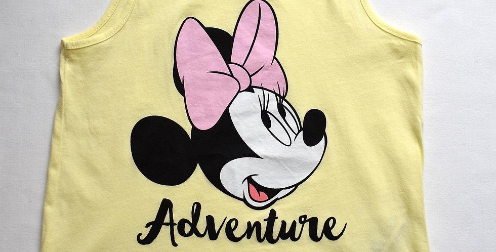 Minnie tričko na ramienka