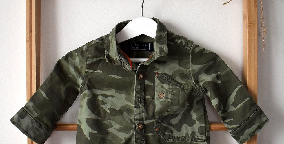 Army košeľa Next