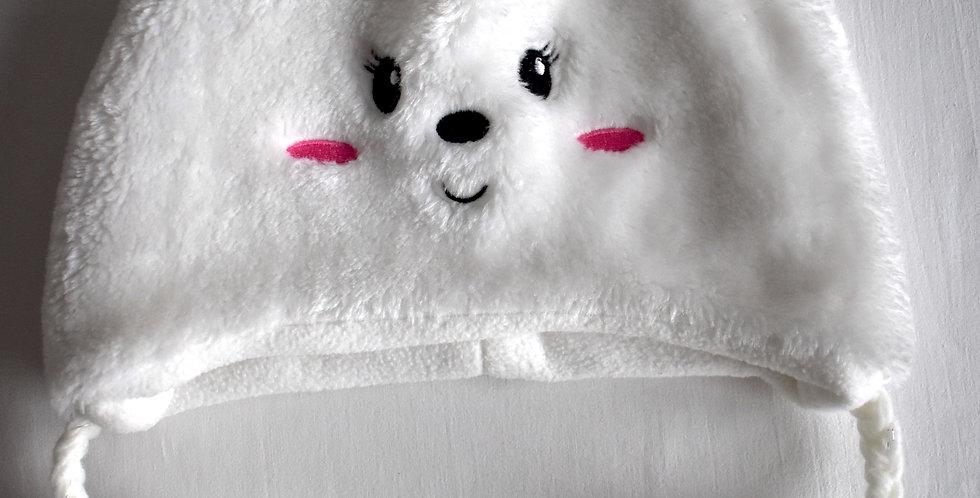 Medvedia zimná čiapka