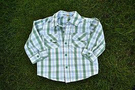 Károvaná košeľa