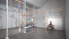 Sentient-Mecha-Furniture 2020  Installation view Baltic39. Photo: Colin Davison © 2020 BALTIC